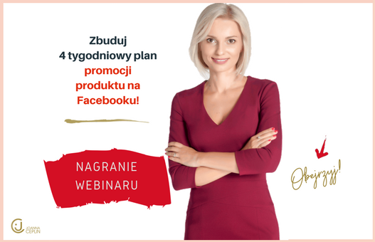 plan promocji na facebooku